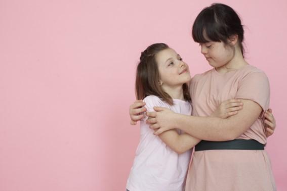 ダウン症児も学童期